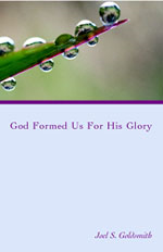 God Formed Us For His Glory
